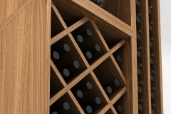 Custom wine cellars