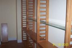 Libreria-legno-e-vetro