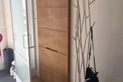 Porta-armadio-muro