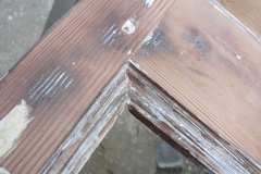 Ripristino infissi legno