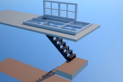 Progetto-scala-lucernario-1